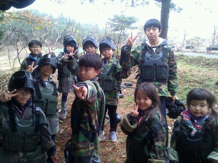 11월22일김해신명초학생..